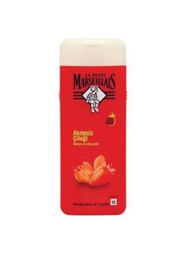 Le Petit Marseilials Le Petıt Marseıllaıs Duş Jeli Akdeniz Çileği 400 Ml Renksiz